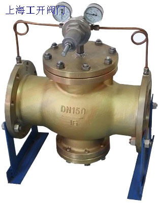 yk43f铜氧气减压阀图片
